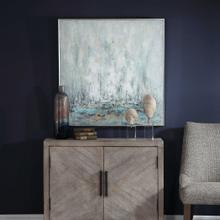 Ghost Ship Hand Painted Canvas