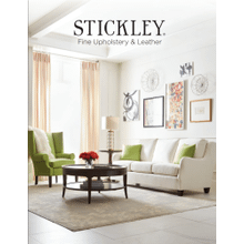 Stickley Fine Upholstery & Leather Catalog