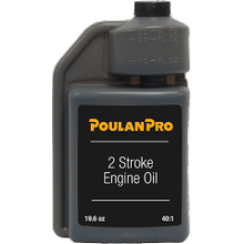Poulan Pro Fuel Lubricants 2 Stroke Engine Oil