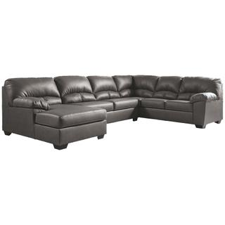 See Details - Aberton 3-piece Sectional With Chaise