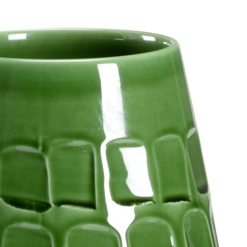 Rohe Vase - Green (sm)