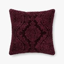 View Product - Gpi05 - Dr. G Eggplant Pillow