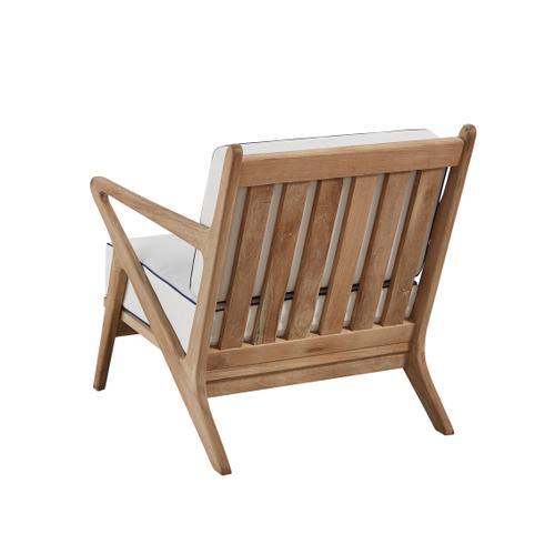 Furniture Classics - Angler's Teak Outdoor Chair