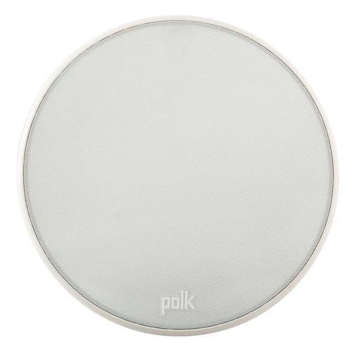 Vanishing V Series Slim High Performance In-Ceiling Speaker in White