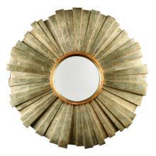 Malibu Round Mirror
