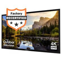 "55"" Veranda Outdoor LED TV - Full Shade - 2160p - 4K UltraHD TV - SB-5574UHD-BLR (Recertified)"
