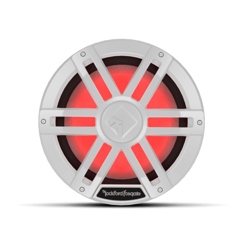 "Rockford Fosgate - M1 12"" DVC 4 Color Optix™ Marine Subwoofer"