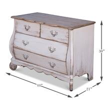 The White Belle Commode
