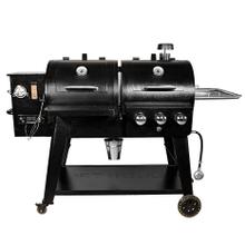 View Product - PB1230 Pellet/Gas Combo Grill - Menards