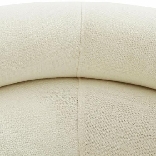 Tov Furniture - Macie Cream Linen Sofa