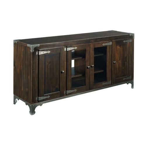 Ice Box Entertainment Console