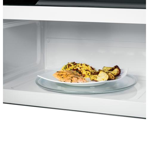 GE 1.6 Cu. Ft. Over-the-Range Microwave Stainless Steel JVM1635SFC