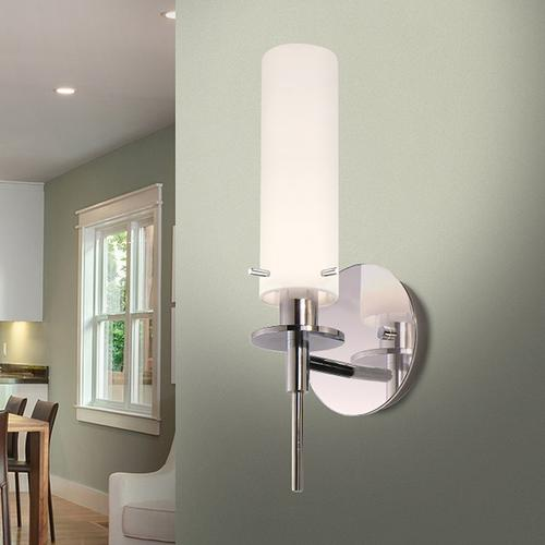 Sonneman - A Way of Light - Candle Sconce [Color/Finish=Polished Chrome]