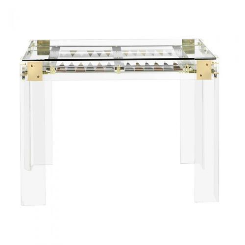 Pierre Acrylic Backgammon Table