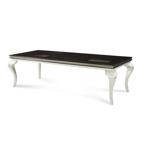 Black Iguana 4 Leg Dining Table