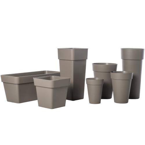 Duo Square Pot w/ container