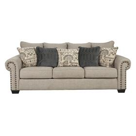 Zarina Queen Sofa Sleeper Jute
