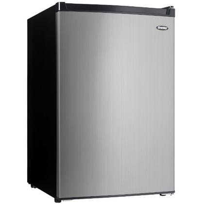 See Details - Danby 4.5 cu. ft. Compact Refrigerator with True Freezer