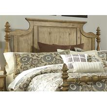 View Product - King Poster Headboard