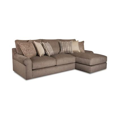 See Details - 9906 Harmon Two Piece Sectional with Chaise
