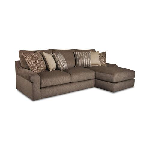 Lane Home Furnishings - 9906 Harmon Two Piece Sectional with Chaise