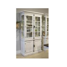 Two Tone Dining Cabinet