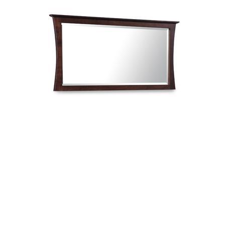 Loft 12-Drawer Bureau Mirror, Medium