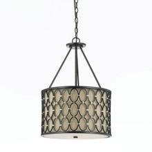 See Details - AF Lighting 8102 Pendant in Oil Rubbed Bronze, 8102-3H