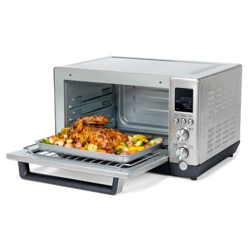 GE Appliances - GE Quartz Convection Toaster Oven