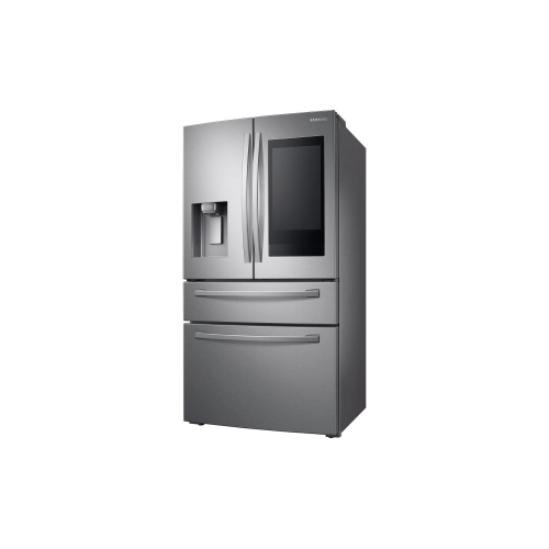 "28 cu. ft. 4-Door French Door Refrigerator with 21.5"" Touch Screen Family Hub™ (Stainless Steel)"