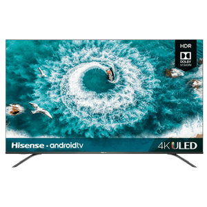 """50"""" Class - H8 Series - 4K ULED Hisense Android Smart TV (2019) SUPPORT"""