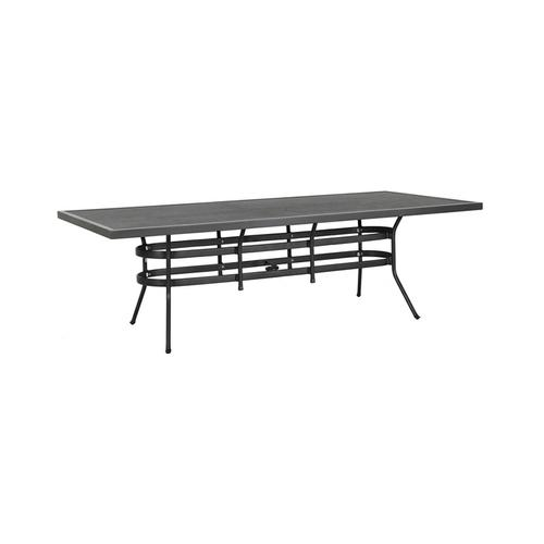 """Castelle - 108"""" Marquis Rectangular Dining Table"""