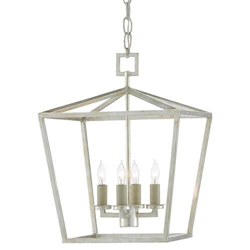 Denison Silver Small Lantern
