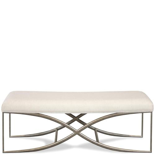 Sophie - Upholstered Bed Bench - Natural Finish