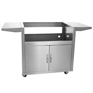 Blaze Grills Blaze Grill Cart For 32-Inch Traditional/lte Gas Grills And Charcoal Grill