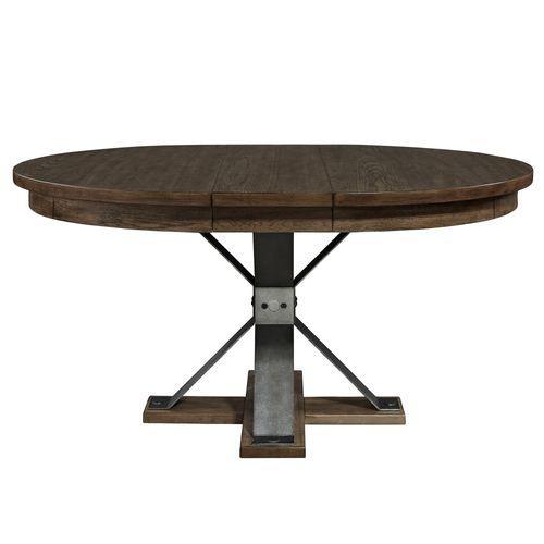 5 Piece Pedestal Table Set