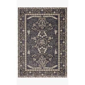 Gallery - FIO-01 RP Florence Charcoal / White Rug