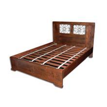 Ashley Queen Bed w/Slats