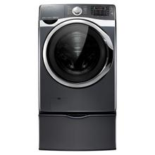 4.5 cu. ft. VRT , Steam and PowerFoam Front Load Washer (Onyx)