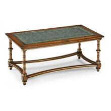 glomise & walnut rectangular coffee table (Small)