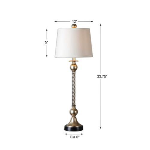Toano Buffet Lamp, 2 Per Box