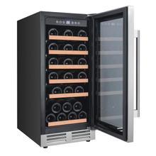 See Details - 28 Bottle Designer Series Wine Chiller w/Seamless Door