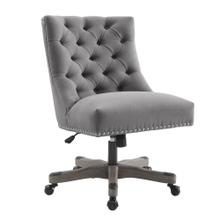 Office Chair, Gray Wash