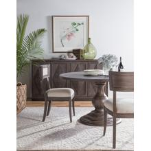 Antico Axiom Round Dining Table