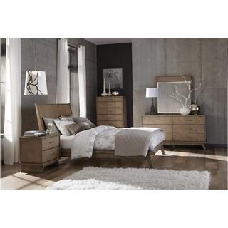 Liatris Queen Platform Bed