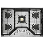 "GE MonogramMONOGRAMMonogram 30"" Deep-Recessed Gas Cooktop (Natural Gas)"