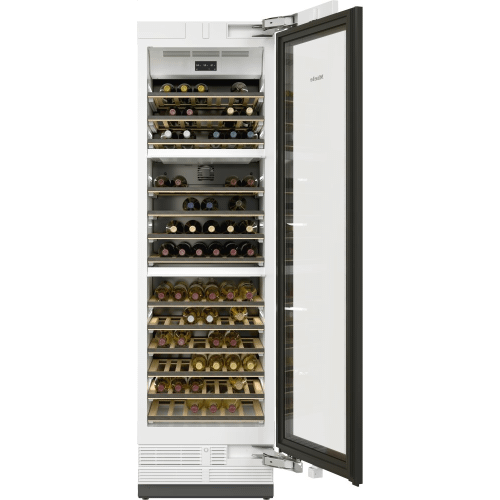 KWT 2602 Vi - MasterCool Wine Conditioning Unit For high-end design and technology on a large scale.