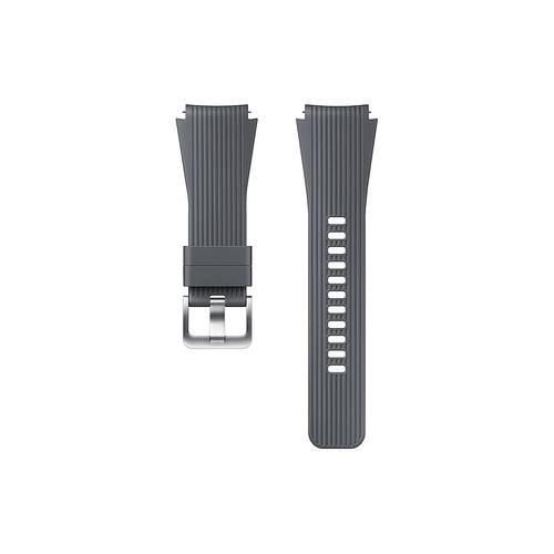 Silicone Band for Galaxy Watch 42mm, Gray