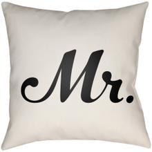 """Mr & Mrs MRSS-005 14""""H x 22""""W"""