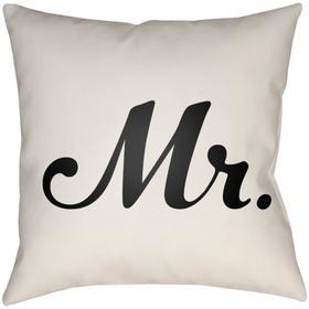 """Mr & Mrs MRSS-005 20""""H x 20""""W"""